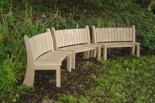 Tremenheere benches